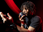 Lupe Fiasco Pelted With A Tomato Live In Salt Lake City