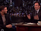 """Drake Talks About """"SNL"""", Smoking Weed For First Time & More On Jimmy Fallon"""