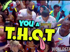 """The Game Feat. Problem, Bad Lucc & Huddy """"T.H.O.T."""" Video"""