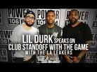 Lil Durk Speaks On Squashing Beef With Game
