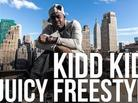 "Kidd Kidd ""Juicy (Freestyle)"" Video"