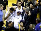 Andrew Bogut Is Out For The Remainder Of The NBA Finals