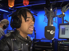 Vic Mensa Spits A Freestyle For DJ Semtex's BBC Radio