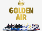 Nike Announces The Opening Of The Nike SNKRS+ Golden Air Pop-Up Shop