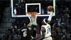 Watch This Cool LeBron Vs. LeBron Video