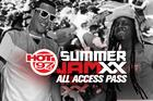 All Access At Summer Jam XX 2013