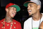 """BTS Photos: Video Shoot For Tyga & Chris Brown's """"Fuck For The Road"""""""