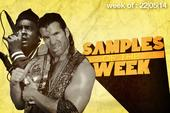 Samples Of The Week: May 22