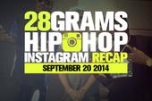 28 Grams: Hip-Hop Instagram Recap (Sept. 20)