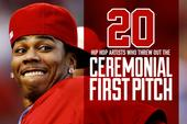 20 Hip Hop Artists Who Threw Out The Ceremonial First Pitch