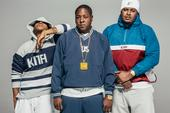 "Kith Launches The ""96 Collection"" Featuring The Lox"