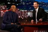 Samuel L. Jackson Watches Old People Recite His Most Vulgar Lines On Jimmy Kimmel