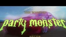 """The Weeknd """"Party Monster"""" Video"""