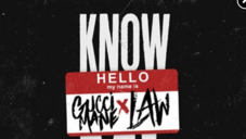 """Law Feat. Gucci Mane """"Know Me"""" Video"""