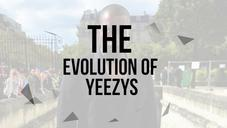 Evolution Of Kanye West's Yeezys