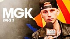 Machine Gun Kelly Goes XXX for Inked Magazine Cover