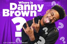"""Where Is Danny Brown? Tracking His Movements Since """"Old"""""""