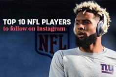Top 10 NFL Players To Follow On Instagram