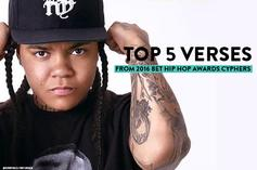 Top 5 Verses From 2016 BET Hip Hop Awards Cyphers
