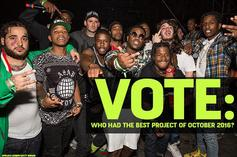 Vote: Who Had The Best Project Of October 2016?