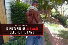 Young Savage: 12 Pictures Of 21 Savage Before The Fame