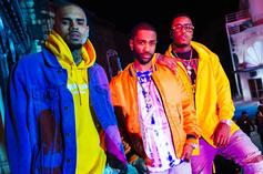 "Jeremih, Big Sean & Chris Brown Shoot Music Video For ""I Think Of You"""
