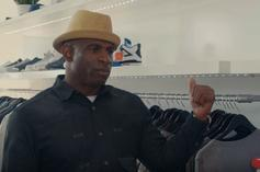 """Deion Sanders Goes """"Sneaker Shopping,"""" Explains Why He'll Never Work With Nike Again"""