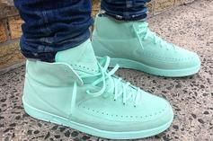 """Mint Foam"" Deconstructed Air Jordan 2 To Release This Week"