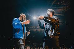 The Weeknd Brings Out Drake In Toronto