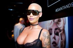 Amber Rose Reacts to Kodak Black's Comments on Dark-Skinned Women