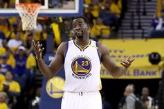 "Draymond Green Sued For Alleged Bar Fight: ""I Still Feel His Hand On My Jaw"""
