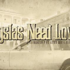 Gangstas Need Love II [CDQ]