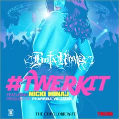 Twerk It (Remix)  [CDQ]