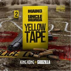 Yellow Tape: King Kong & Godzilla