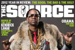 """2 Chainz Covers The Source's """"Man Of The Year"""" Issue"""