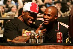 50 Cent Speaks On Floyd Mayweather & Manny Pacquiao, G-Unit Reunion