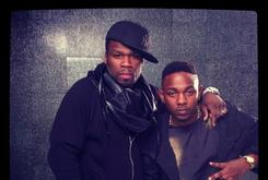"""BTS Photos: Video Shoot For 50 Cent's """"We Up"""" With Kendrick Lamar"""