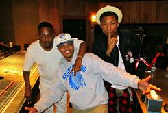 ‎T.I., Kendrick Lamar And Pharrell Have Been Collaborating