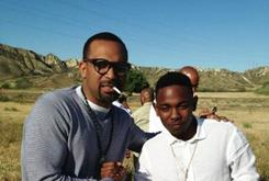 "BTS Photos: Video Shoot For Kendrick Lamar's ""Bitch, Don't Kill My Vibe"""