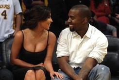 Kanye West Reveals Father's Day Gift From Kim Kardashian