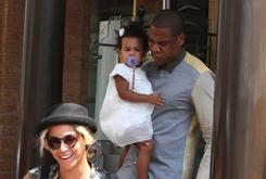 Jay Z Talks Blue Ivy's Influence On His Music & Kanye West