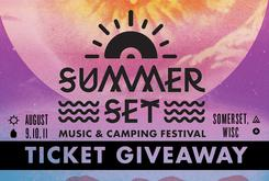 SummerSet Festival Ticket Giveaway