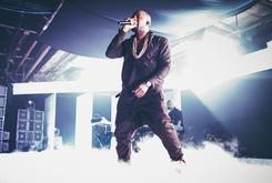 Kanye West Rants At Pusha T's Listening Party