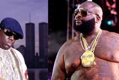 "Rick Ross Samples Biggie, Recalls Attempted Shooting On Track From ""Mastermind"""