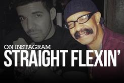 Straight Flexin': 15 Photos Of Drake's Dad With Hip-Hop Artists