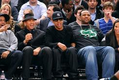 Jay Z Signs Yankee Pitcher C.C. Sabathia To Roc Nation Sports