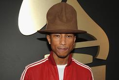 """Pharrell Sees """"G I R L"""" As An Ode To Women, Admits It's Not Perfect"""