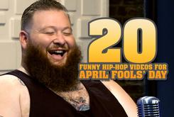 20 Funny Hip-Hop Videos For April Fools'