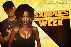 Samples Of The Week: April 3