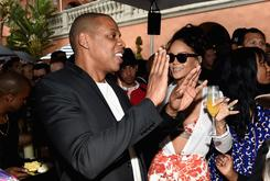 Kanye West, Rihanna & Nicki Minaj Support Launch Of Jay Z's TIDAL Streaming Service